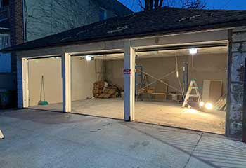 Garage Door Opener Installation - Lincolnville